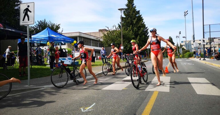 2019 Victoria Youth Triathlon race results
